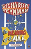 Meaning of It All (0141031441) by Feynman, Richard Phillips