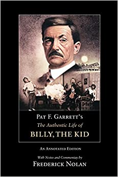 an introduction to the life of pat garrett Pat garrett didn't just settle for killing billy the kid, he also became the leading  expert on the outlaw's life.