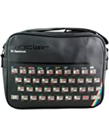 Spectrum Bag. Sinclair ZX Spectrum 48K Sports Bag. Retro 80s