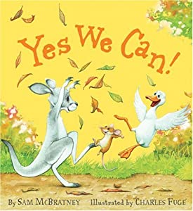 "Cover of ""Yes We Can!"""