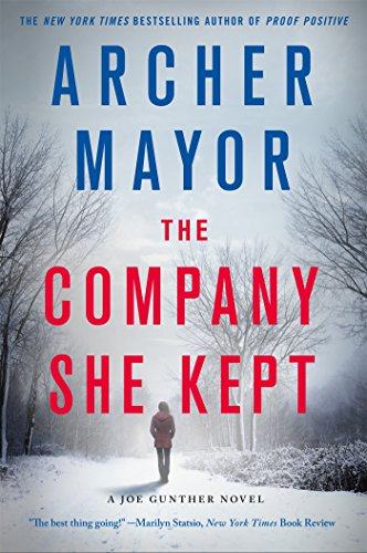 The Company She Kept: A Joe Gunther Novel