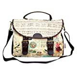 Disaster Designs Vintage Style Songbird Satchel Bag
