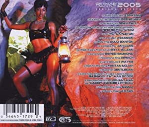 Reggae Gold 2005 [2 CD]