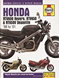 Matthew Coombs Honda NTV600 Revere, NTV650 and NT650V Deauville Service and Repair Manual: 1988 to 2001 (Haynes Service and Repair Manuals)