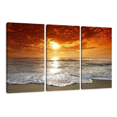 cuadros-en-lienzo-puesta-del-sol-160-x-90-cm-modelo-nr-1038-xxl-las-imagenes-estan-listas-enmarcadas