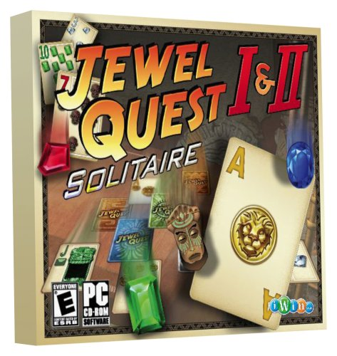 Jewel Quest Solitaire 1 and 2