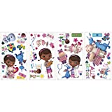 RoomMates RMK2280SCS Doc McStuffins Peel and Stick Wall Decals