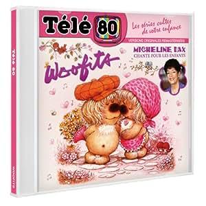 Télé 80 / Micheline Dax les Woofites