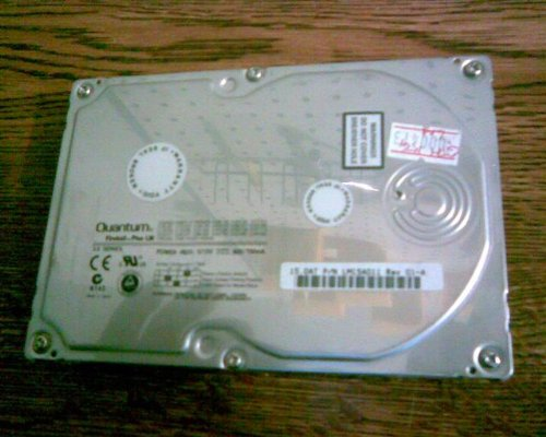 HP P3645-63001 15GB 3.5 INCH IDE DRIVE - HP SERVICE SPARE K, M, B, B CODE TAH71 (P364563001)