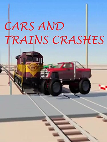 Cars and trains crashes