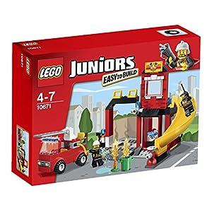 LEGO Juniors 10671: Fire Emergency