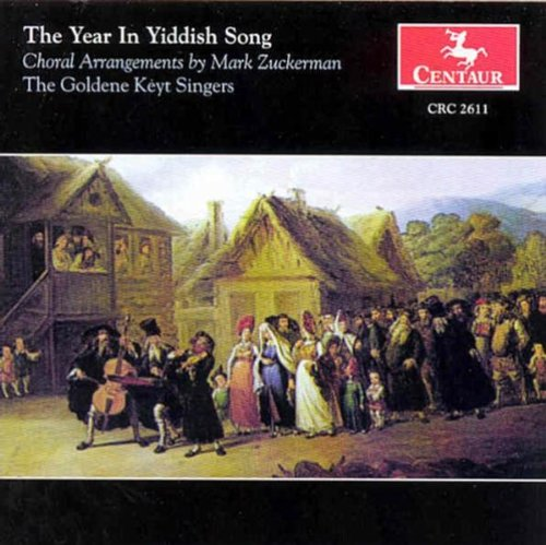 Year In Yiddish Song front-545990