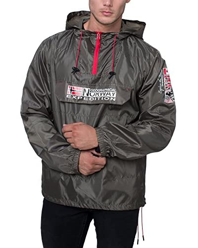 Geographical Norway Chaqueta Impermeable Boogee Caqui