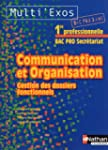 Communication et Organisation, Gestio...