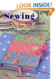 Sewing in No Time