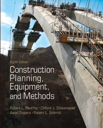 Construction Planning, Equipment, and Methods - McGraw-Hill Science/Engineering/Math - 0073401129 - ISBN:0073401129