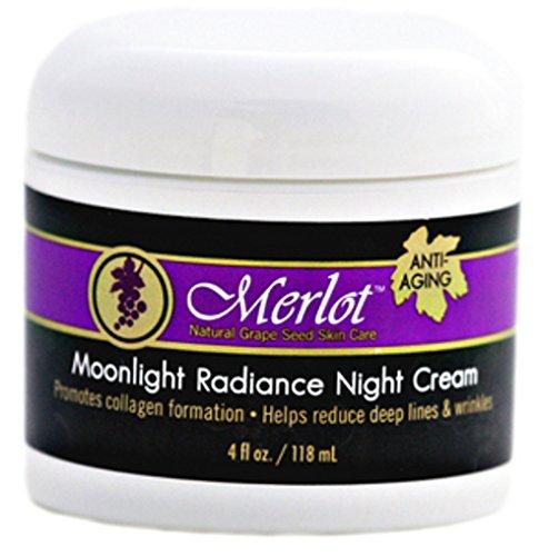 Merlot Moonlight Radiance Night Cream (Eye Cream Grape compare prices)