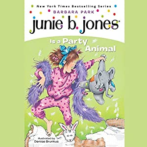 Junie B. Jones Is a Party Animal, Book 10 Audiobook