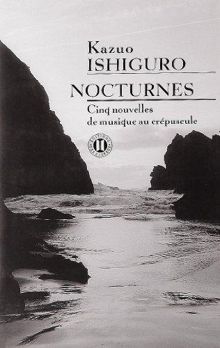Nocturnes : cinq nouvelles de musique au crépuscule