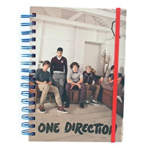 One Direction 1d A5 Notepad by Global