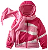 Rothschild Girls 7-16 Ruched Colorblock Jacket