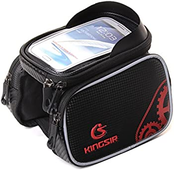 4ucycling Kingsir Bike Front Tube Cell Phone Bag