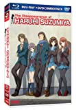 Image de The Disappearance of Haruhi Suzumiya (Blu-ray/DVD Combo)