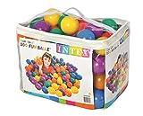 Intex Fun Ballz - 100 Multi-Colored 3 1/8