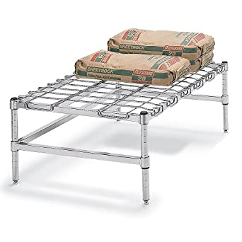 """Metro Wire Dunnage Rack - 18X36x14-1/2"""""""