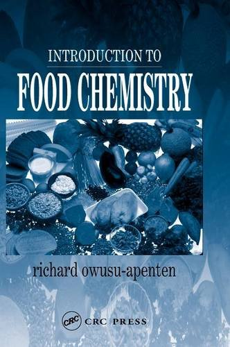 introduction to food chemistry pdf