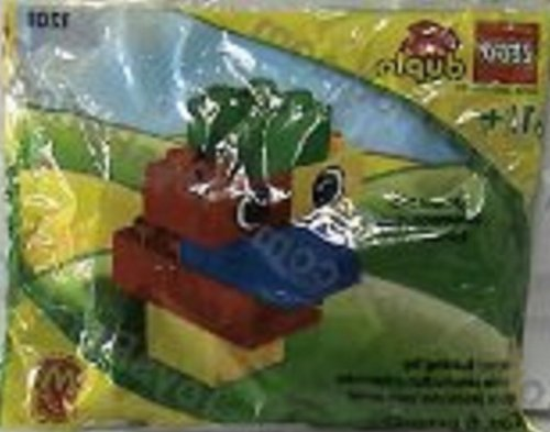 Mcdonalds 2001 Chicken Run Duplo ( 6 Pieces )# 1201 - 1