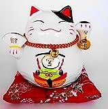 宝船 招き猫 貯金箱 大(4.5寸) 【並行輸入品】(ノーブランド品)