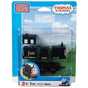 Mega Bloks Train Set 10533 - MAVIS