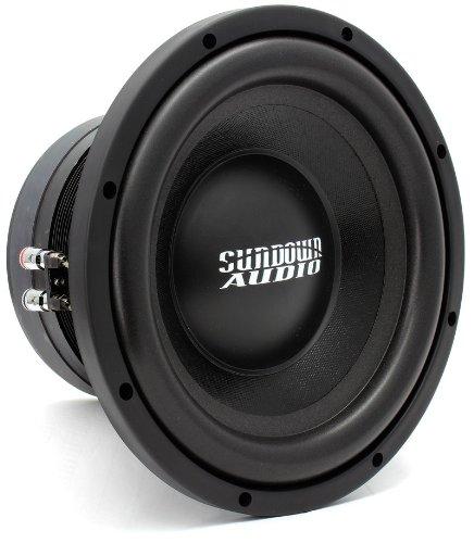 "E-10D4 - Sundown Audio 10"" Dual 4-Ohm E Series Subwoofer E10D4"