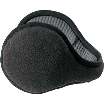 180s Tec Fleece Ear Warmer, Black, One Size