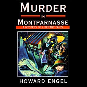 Murder in Montparnasse Audiobook