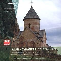 Alan Hovhaness: Exile Symphony