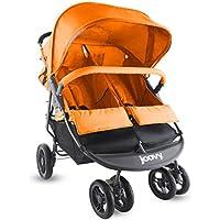 Joovy Scooter X2 Double Stroller (Orange)