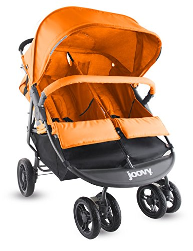 Best Deals! Joovy Scooter X2 Double Stroller, Orange