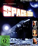 Gerry Anderson's SPACE: 1999 - Alle Folgen 1-48 [4 Blu-rays]
