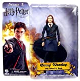 NECA Harry Potter and the Half Blood Prince 7 Inch Action Figure Ginny Weasley