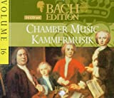 Bach: Vol.16 Kammermusik 14-C