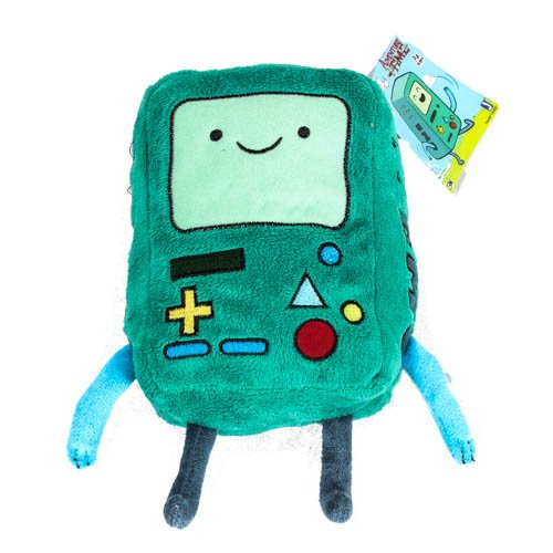 "Jazwares Adventure Time Beemo BMO 6"" Plush - 1"