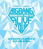 BIGBANG - 2012 BIGBANG Live Concert CD [Alive Tour in Seoul] ()