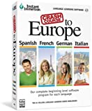 Product B0012S338A - Product title Instant Immersion Crash Course to Europe