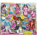 Barbie I can Be Fashion set clothing 25 pieces
