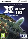 X Plane 10 Global - 64 Bit (PC DVD) (UK)