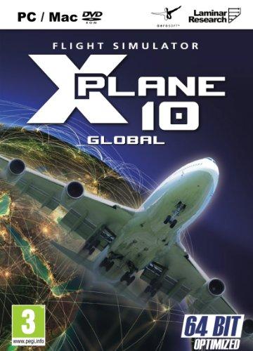 X Plane 10 Global - 64 Bit (PC DVD) (輸入版)