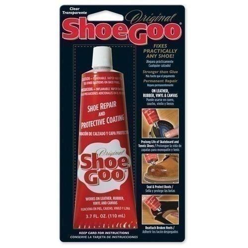 new 3 7oz shoe goo adhesive glue vinyl rubber leather 0375568