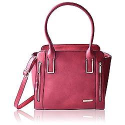 DAVID JONES DJ392_RED Felipe Women's Handbags